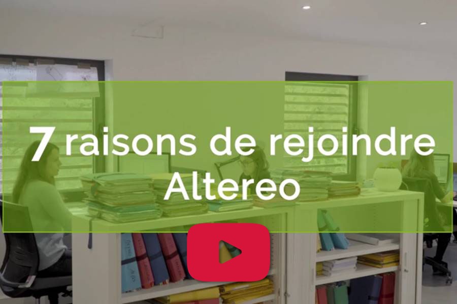 7 raisons de rejoindre Altereo