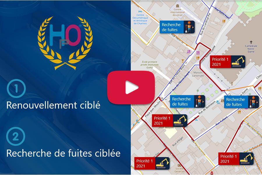 Le film sur HpO® à l'occasion du Grand Prix National de l'Ingénierie