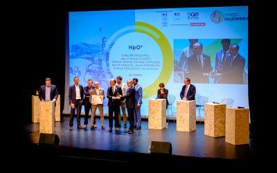 Altereo remporte le Grand Prix National de l'Ingénierie dans la catégorie « Territoires et innovation » pour son système d'intelligence artificielle HpO® permettant de prévoir le risque de défaillances des réseaux d'eau potable pour cibler la recherche de fuites et optimiser le renouvellement pour un service de l'eau haute performance