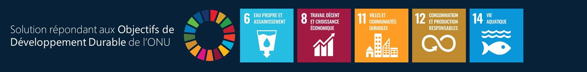 Objectifs Developpement Durable ONU Economie Circulaire