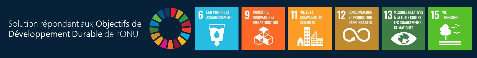 Objectifs Developpement Durable ONU Etude et Planif