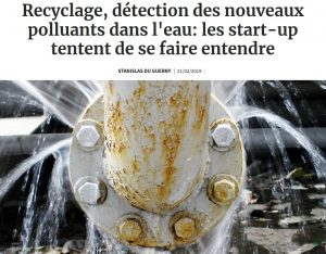 Articles Les Echos - Altereo HpO