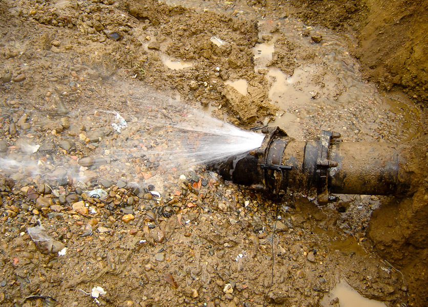 HpO réduisez vos fuites d'eau