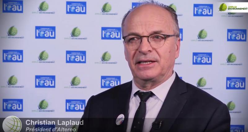 interview de Christian Laplaud par emploi environnement