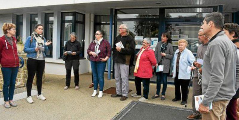 Les habitants apprécient de partager la réflexion avec les élus sur le devenir du centre bourg.