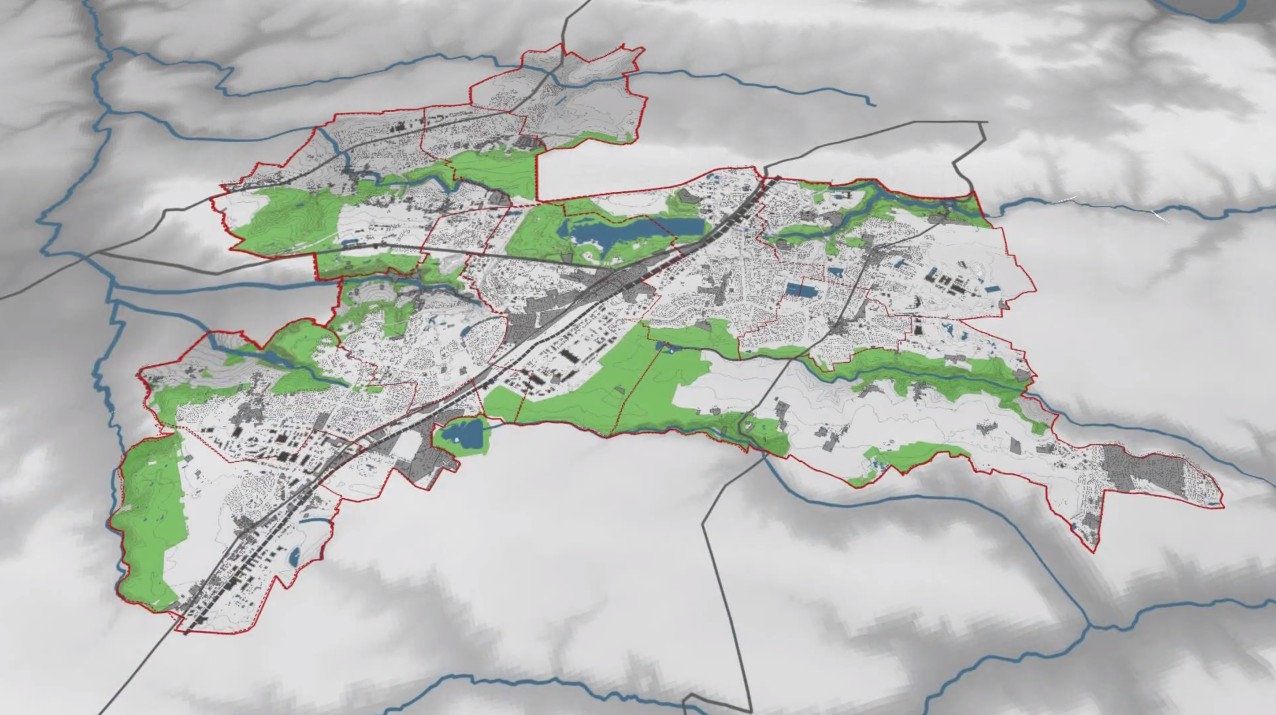 Cartographie video SQY
