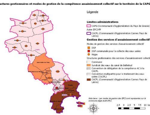 (Français) Communauté d'Agglomération du Pays de Grasse