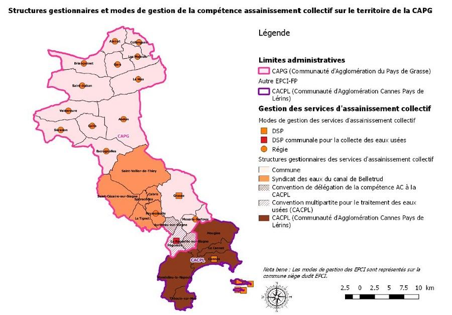 Communauté d'Agglomération du Pays de Grasse