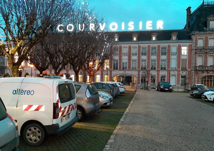 (Français) Communauté d'Agglomération du Grand Cognac